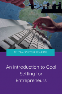 Goal setting for entrepreneurs by expert business coach