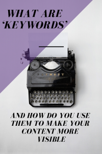 What are keywords and how to make the most of them